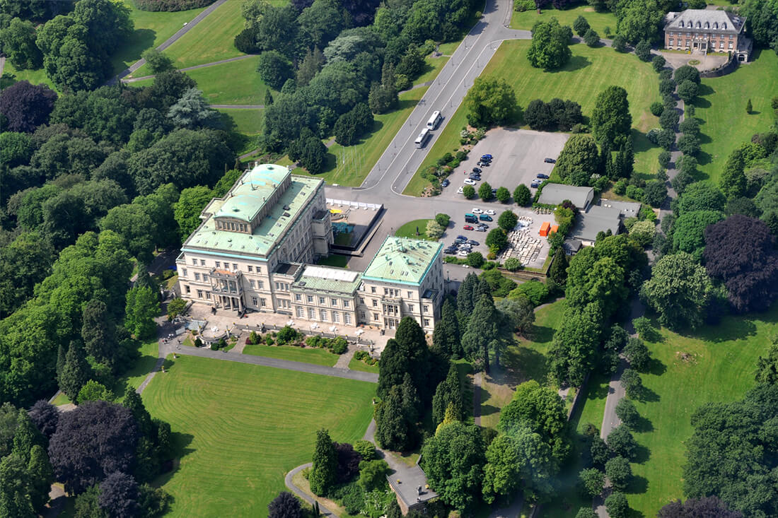 Hubschrauber Rundflug 30 Minuten in Essen