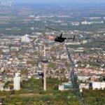 helikopterflug koeln