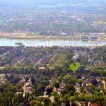Helikopterflug Dortmund
