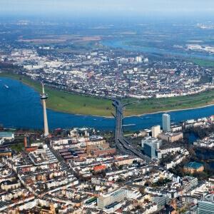 Rundflug Düsseldorf