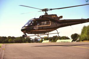 Eurocopter AS350 Rundflug Geschenk