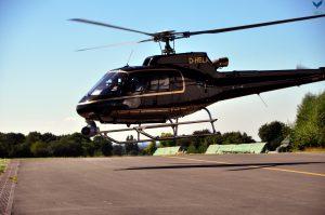 AS350 Takeoff
