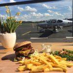 Burger Flughafen Essen-Mülheim