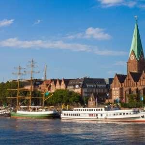 Bremen Dirktflug