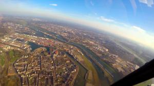 Hubschrauber Rundflug Duisburg