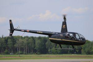 Robinson R44 Raven II (by H. Thüner)