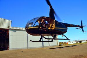 Fotoflug Hubschrauber