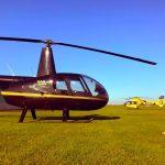 Hubschrauberflug Bonn