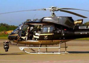 Hubschrauber Luftaufnahmen