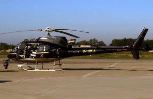 Luftaufnahmen Hubschrauber