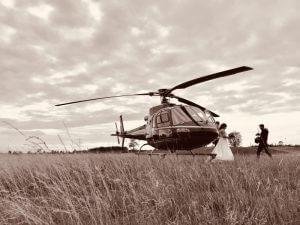 Helikopterde evlenme teklifi