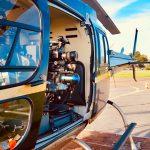 filmaufnahmen helikopter